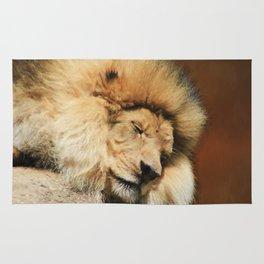 Sleeping Beast Rug