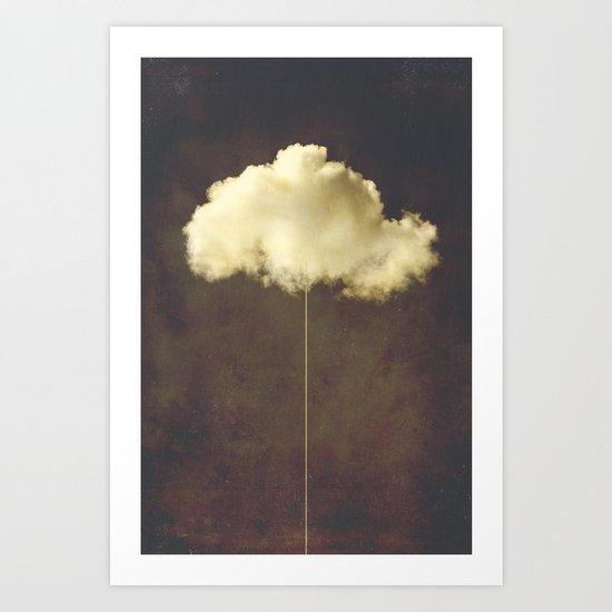 Im a cloud stealer Art Print