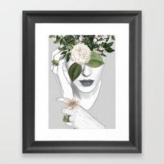 Natural beauty 2a Framed Art Print