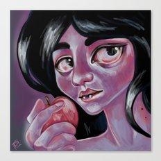Marcy :: Vampire Queen Canvas Print