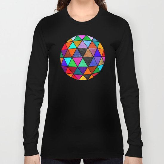 Geodesic 3 Long Sleeve T-shirt