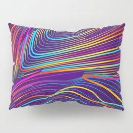 Streaks of Light Pillow Sham