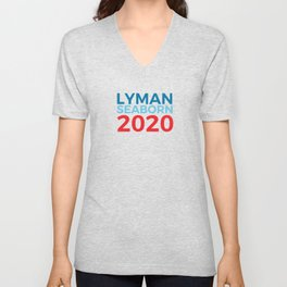 Josh Lyman Sam Seaborn 2020 / The West Wing Unisex V-Neck