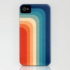 Retro 70s Color Palette III Slim Case iPhone (4, 4s)