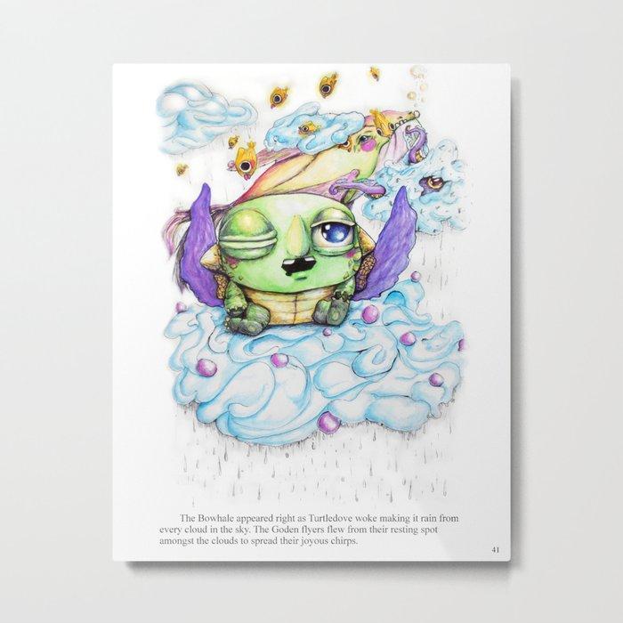 Page 41 Metal Print