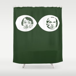 Peepers - Peep Show Shower Curtain