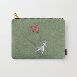 Rose umbrella Carry-All Pouch