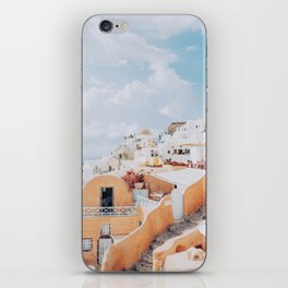 santorini ii iPhone Skin