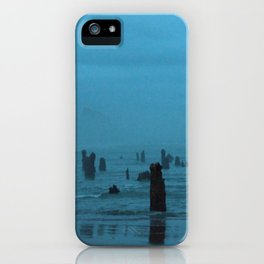 Ghost Forest iPhone Case
