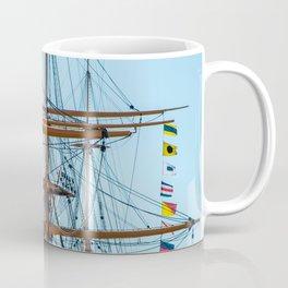 Full Mast Coffee Mug