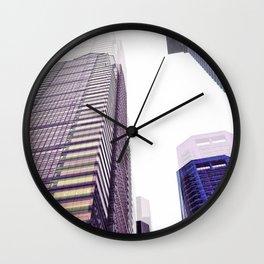 Scrape Wall Clock