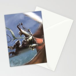 Terror of the Ocean Stationery Cards