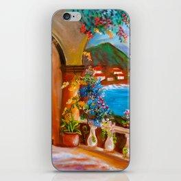 Garden Secrets by the Sea 11 iPhone Skin