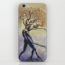 Soul Tangle iPhone Skin