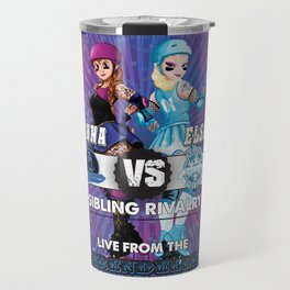 Sibling Rivalry Travel Mug