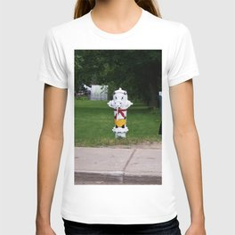 Funny Fire Hydrant T-shirt