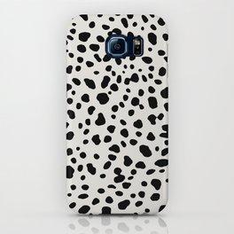 Polka Dots Dalmatian Spots iPhone Case