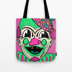 GETTIN' AWAY WITH MURDER. Tote Bag