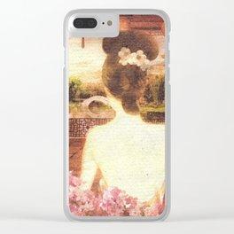Kimono Clear iPhone Case