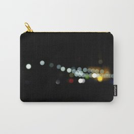 Pittsburgh Mt. Washington in Bokeh Carry-All Pouch