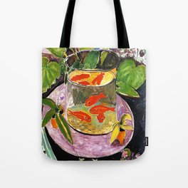 Henri Matisse Goldfish 1911 Tote Bag