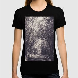 Tunnel of Trees - Kauai, Hawaii T-shirt