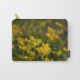 Marsh Marigold Carry-All Pouch