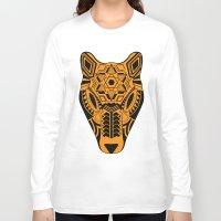 jaguar Long Sleeve T-shirts featuring jaguar by danta