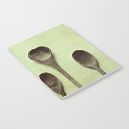 Spoons Notebook