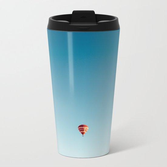 One little balloon Metal Travel Mug