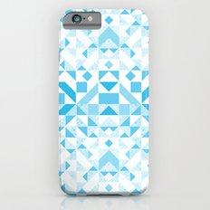Geomtric Pastel Wave iPhone 6s Slim Case