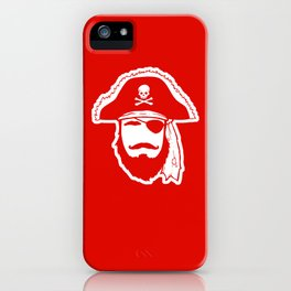 Who wants to be a Pirate?!? iPhone Case