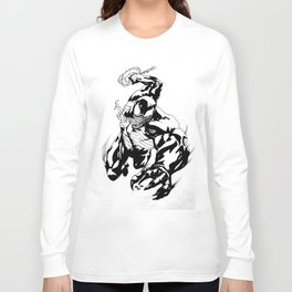 Venom (Comic Version 1) Long Sleeve T-shirt