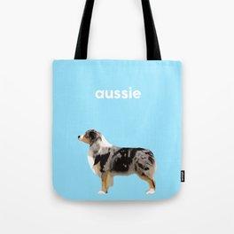 #Australian Shepherd #2 Tote Bag