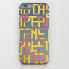 ROTAS SQUARE ORIGAMI iPhone 6s Slim Case