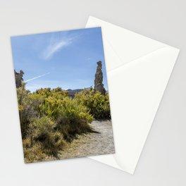Mono Lake Tufa, No. 3 Stationery Cards