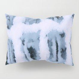 Snow Pattern Pillow Sham