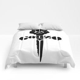 Gonzo Hunter Thompson Comforters