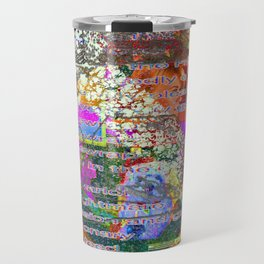 Small Coincidences and Bubblewrap [A Brand New Experiment Series] Travel Mug