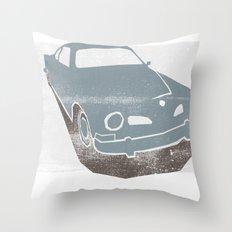 Ghia Throw Pillow