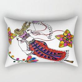 Kolo Dancer Rectangular Pillow