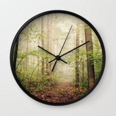Get Lost Wall Clock