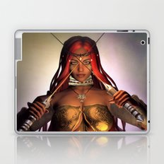 Warrior Priestess Laptop & iPad Skin