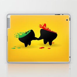 Salsas Dancing Laptop & iPad Skin