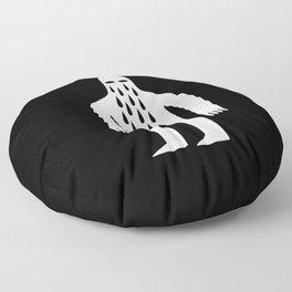 Crying Man Floor Pillow