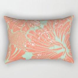 Vintage Aloha Rectangular Pillow