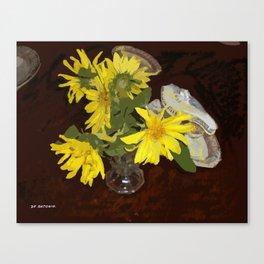 Margaritas Canvas Print