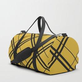 Hufflepuff Argyle Duffle Bag