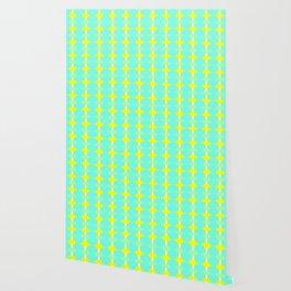 aqua circles Wallpaper