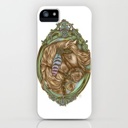 Tribal Horse iPhone Case